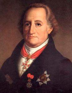 Johann Wolfgang Von Goethe y la Teoría del Color