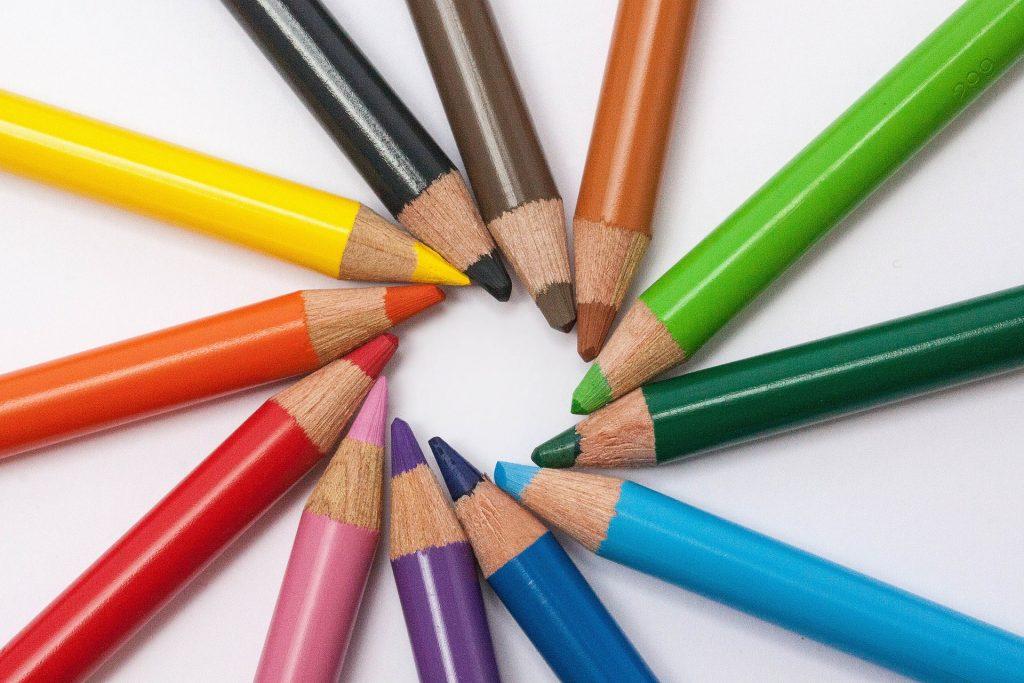 Psicología del color - Teoría del color
