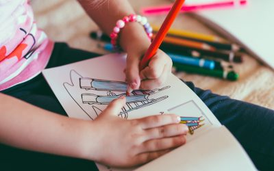 Psicología del color en los niños: ¿qué muestran sus dibujos?