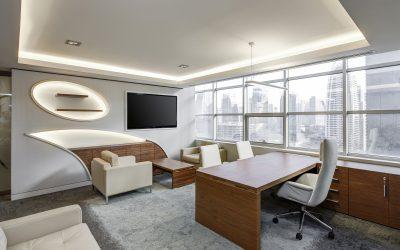 El color ideal para el mobiliario de oficina