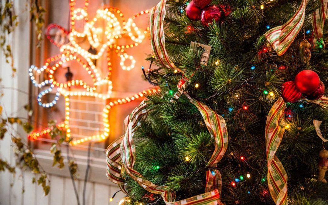 Psicología del color relacionada con la Navidad
